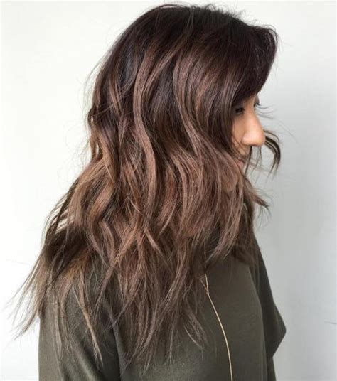 haircuts for thick coarse dry hair 20 head turning haircuts and hairstyles for long thick hair