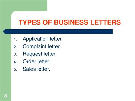 What Is A Business Letter And Its Types ppt business letter writing powerpoint presentation id