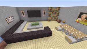 How To Make Living Room Minecraft Minecraft House Interior Living Room Search
