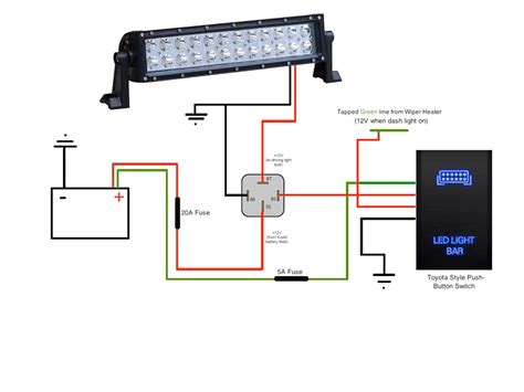 12 volt led light wiring diagram 12 volt parallel