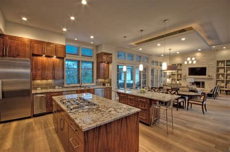 Kitchen Great Room Combo