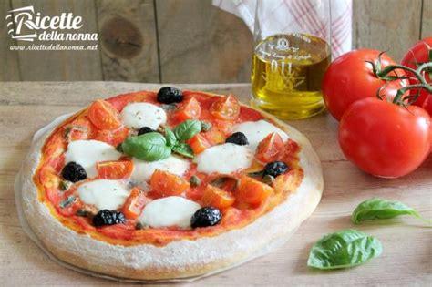ricetta x pizza fatta in casa impasto per la pizza fatta in casa ricette della nonna