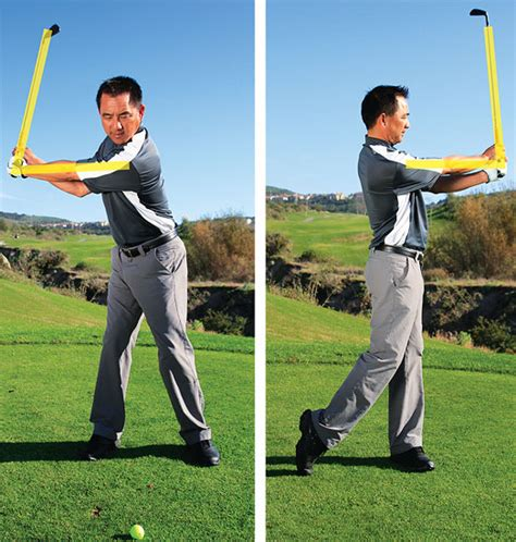 quick golf swing tips l to l golf tips magazine