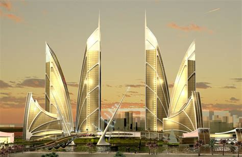 design concept uae palm jebel ali structure in dubai