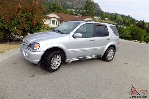 2002 mercedes ml55 amg mercedes m class ml55 amg