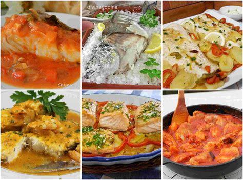 recetas cocina pescado cocina con pedro y yolanda