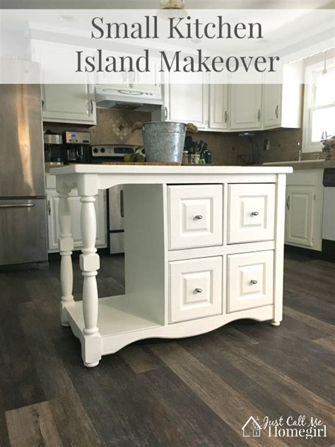 compact kitchen island small kitchen island makeover just call me homegirl