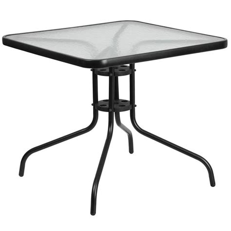 tempered glass patio table tempered glass patio table