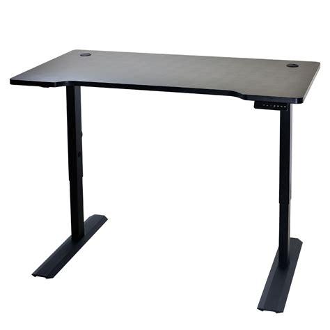 high end standing desk elevate high end pc setups with lian li s standing