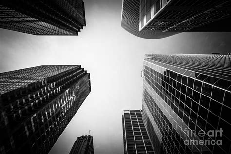 skyscraper wallpaper black and white black and white chicago skyscraper buildings photograph by