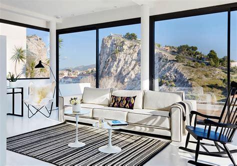 decoration maison de cagne photos maison de vacances d 233 coration blanche une maison de