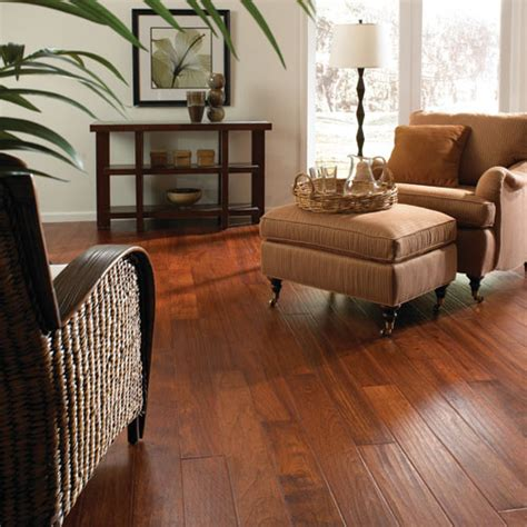 lm flooring hand scraped heritage  brazillian cherry  traditional hardwood flooring