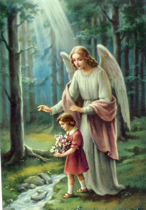 Imagenes Religiosas Angeles Custodios   los santos 193 ngeles custodios infovaticana