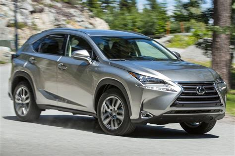 lexus truck nx used 2015 lexus nx 200t suv pricing for sale edmunds