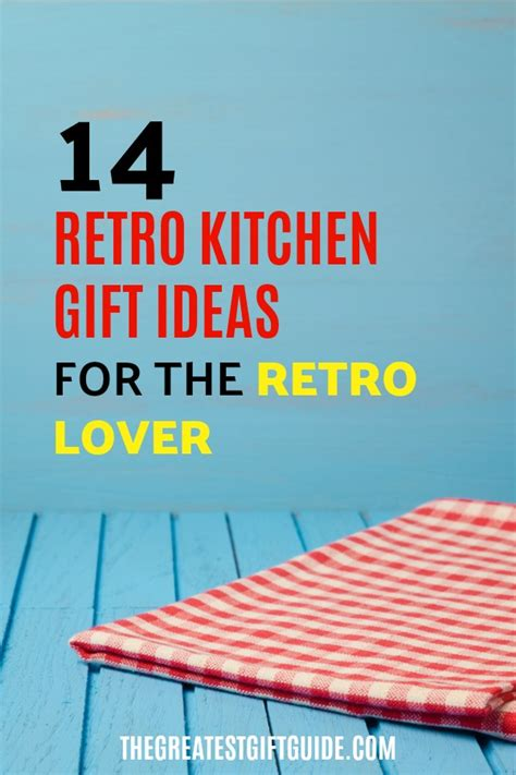 gift guide retro look kitchen appliances the greatest