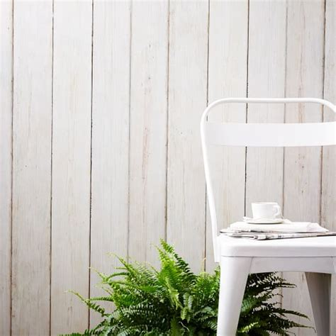 whitewash wood panel self adhesive wallpaper vinyl wallcovering white wash wood wallpaper wallpapersafari