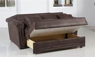 Loveseat Sleeper Sofa Black Microfiber Loveseat Size Sleeper Sofa With Wingback And Fold Out Bed With Wood Drawer