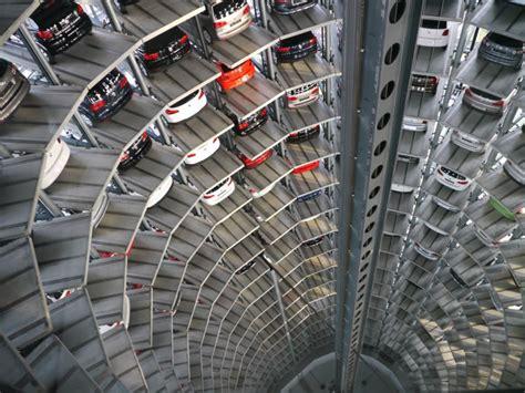 volkswagen bank autostadt топ лучших автоматизированных парковок мира