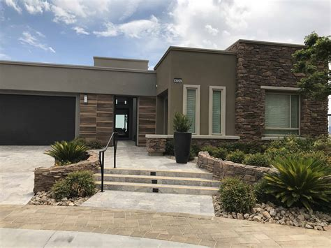 design house ironwood granite heights and ironwood new modern homes in summerlin