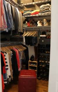 Small Master Closet by Small Walk In Closet Ideas Organization Tips Small Room