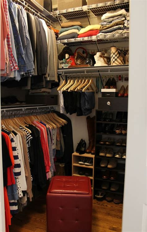 Small Master Closet Ideas by Small Walk In Closet Ideas Organization Tips Small Room