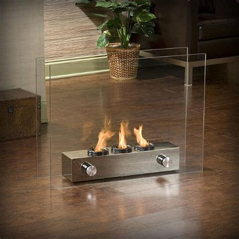glass outdoor fireplace loft brushed nickel portable indoor outdoor fireplace