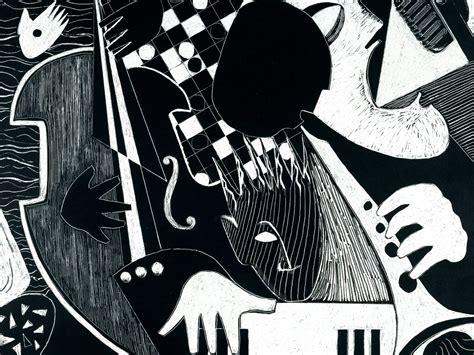 jazz wallpaper black and white free wallpaper and photos jazz art wallpaper music