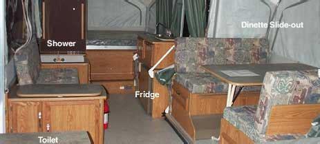 Travel Cajon Go Elektrik Free viking coachmen tent trailer