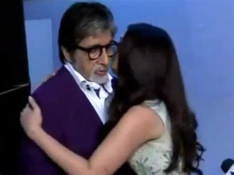 aishwarya rai born amitabh bachchan told aishwarya rai bachchan stop behaving