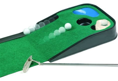 Indoor Golf Putting Mats by Jef World Of Golf Hazard Deluxe Putting Mats