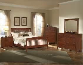 Vaughan Bassett Bedroom Furniture vaughan bassett simply cherry dark nightstand 300 227