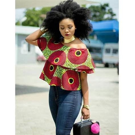 hairstyles for party on jeans top 10 off shoulder ankara styles oshey sneh