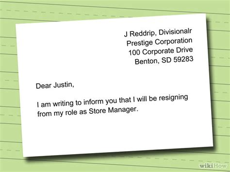 Steps Of Writing A Letter   letter of recommendation