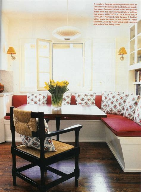 banquette breakfast nook 99 best house plan images on pinterest