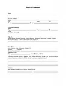 Resume Outline Word by Blank Resume Template Microsoft Word Autos Post
