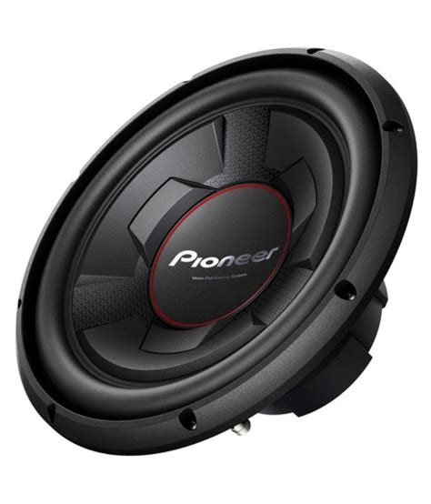 pioneer ts wr  woofer buy pioneer ts wr  woofer    price  india