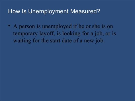 For Unemployed Mba by Mba 1 Me U 3 3 Unemployment