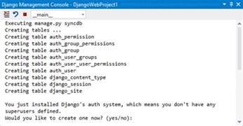Django Template Media by Django Web Project Template For Python In Visual Studio