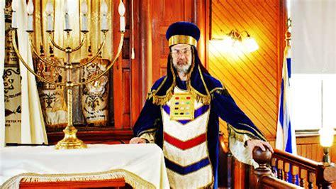 las vestiduras del sumo sacerdote de israel 191 estamos en la 218 ltima semana de daniel eligen el nuevo