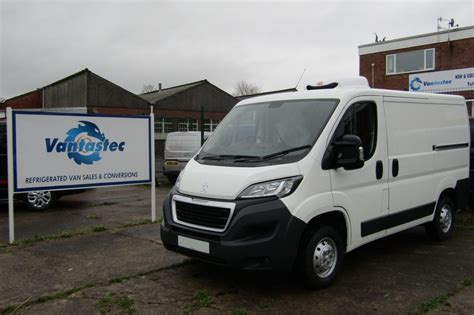 used peugeot vans peugeot boxer refrigerated van new used fridge vans