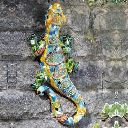 Mosaic Decorations For The Home Gecko Mosaic Wall Decoration Freemans
