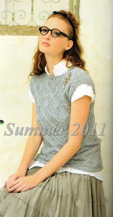 4783top Sleeve Japanese Ribbon Knitted 63 best images about keito dama knitting crochet magazine on cable sleeve and summer
