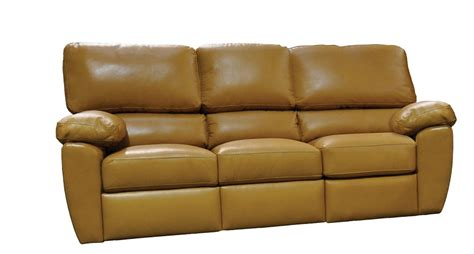 size leather sleeper sofa leather reclining sofa from wellington s