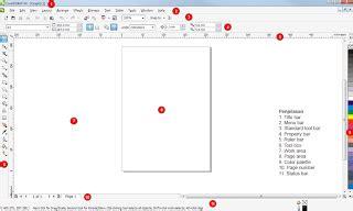 corel draw x4 vba bar design grafis gratis mengenal isi standard tools bar