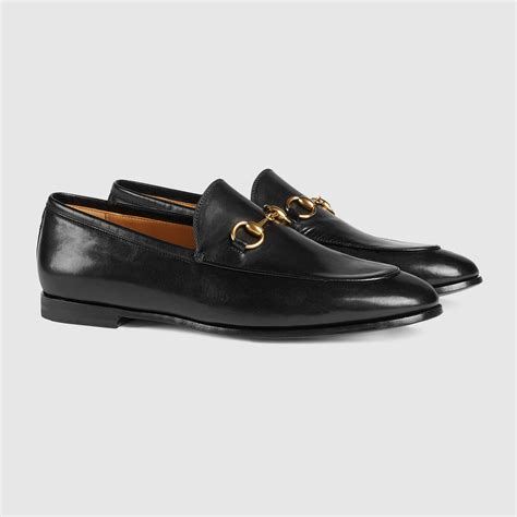 womens gucci loafers gucci gucci jordaan leather loafer 404069blm001000