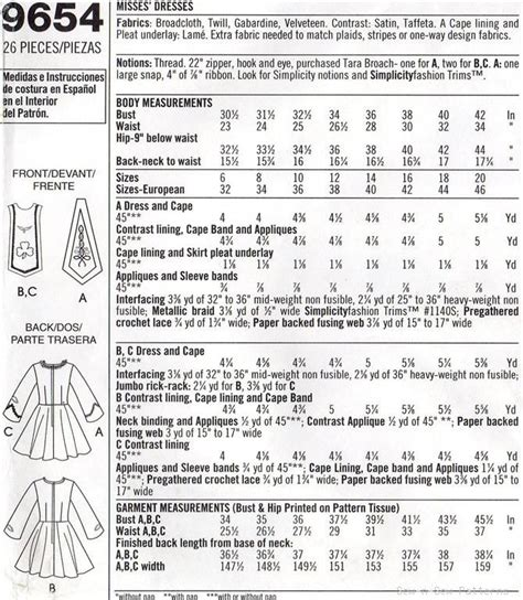sewing patterns ireland simplicity 9654 irish dance dress pattern costume solo