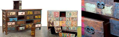 cassette di legno riciclato mobili legno riciclato arredo ecocreativo mobili riciclati