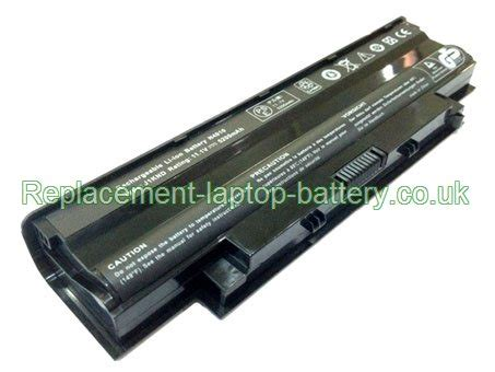 Baterai Laptop Replacement Dell Inspiron N4010 N3010 J1knd uk dell j1knd inspiron 13r n3010 inspiron 14r n4010 inspiron 15r n5010 inspiron 17r n7010