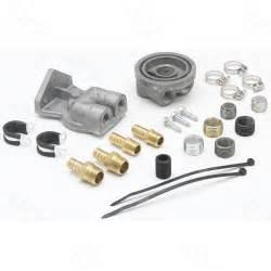 engine filter remote mounting kit filter mount kit hayden 291 ebay