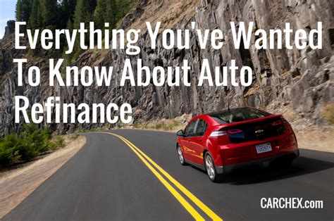 youve wanted    auto refinance